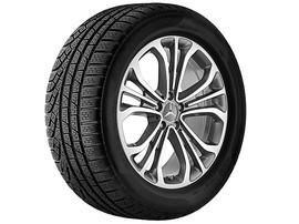 Зимние колеса W217 Mercedes W222 R19