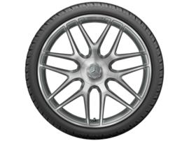 Кованые диски GLE V167 R22 AMG