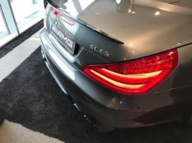 Карбоновый обвес Mercedes SL63 AMG