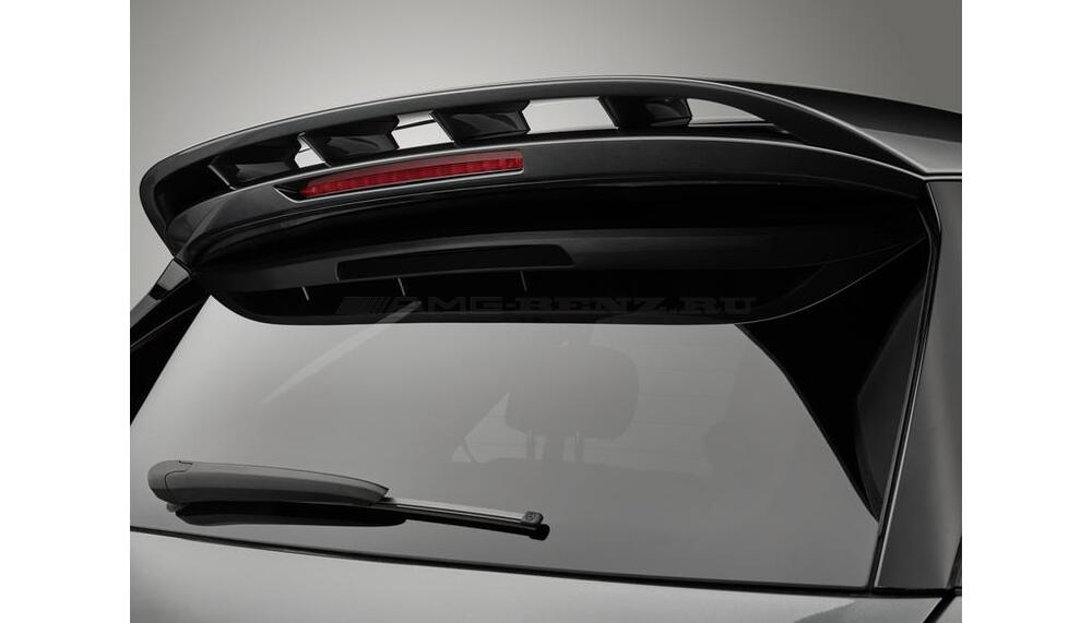 Спойлер GLE V167 Mercedes