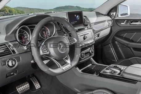 Карбоновый салон GLE ML 63 AMG Mercedes