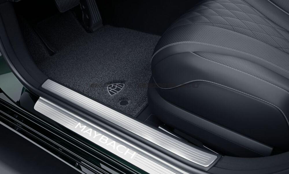 Коврики Maybach designo W222