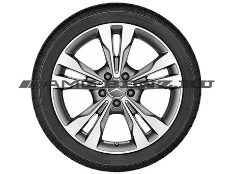 Зимние колеса R18 W447 Mercedes