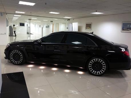 Диски S63 AMG W222 Mercedes W217