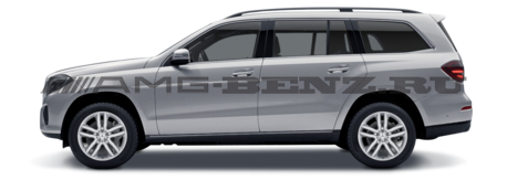 Зимние колеса R20 Mercedes GLS X166