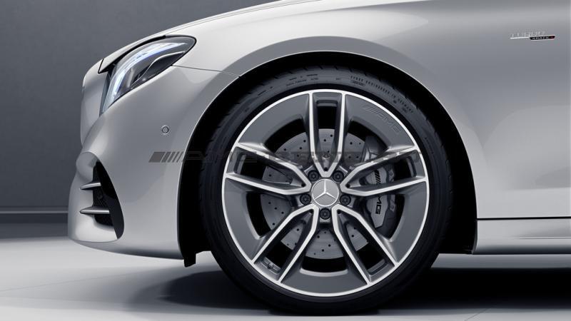 Диски E53 E43 AMG R20 Mercedes S213