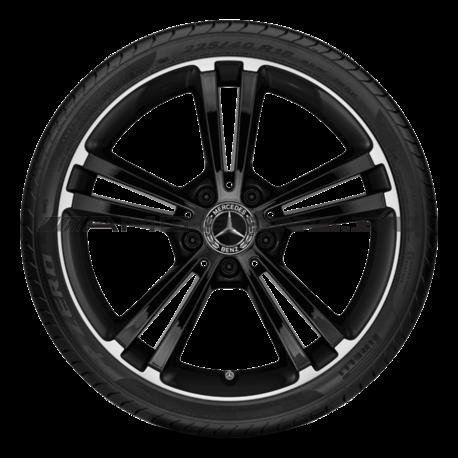 Зимние колеса Mercedes CLA A-Klass R18