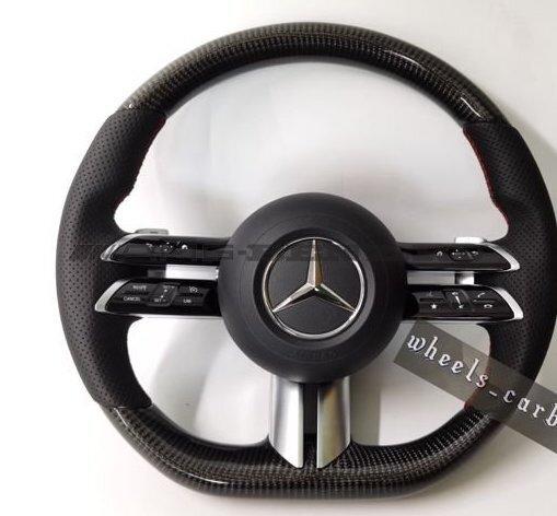 Руль AMG Carbon Mercedes