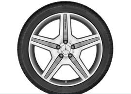 Литые диски AMG GLE W166 R20
