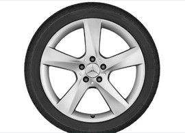 Литые диски Merceds-benz GLE W166 R19-1