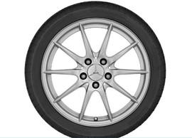 Литые диски Merceds-benz GLE W166 R17-1
