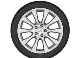 Литые диски Merceds-benz GLE W166 R18-1