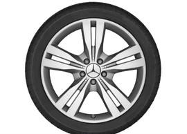 Литые диски Merceds-benz GLE W166 R19-2