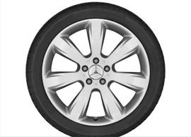 Литые диски Merceds-benz GLE W166 R19-3