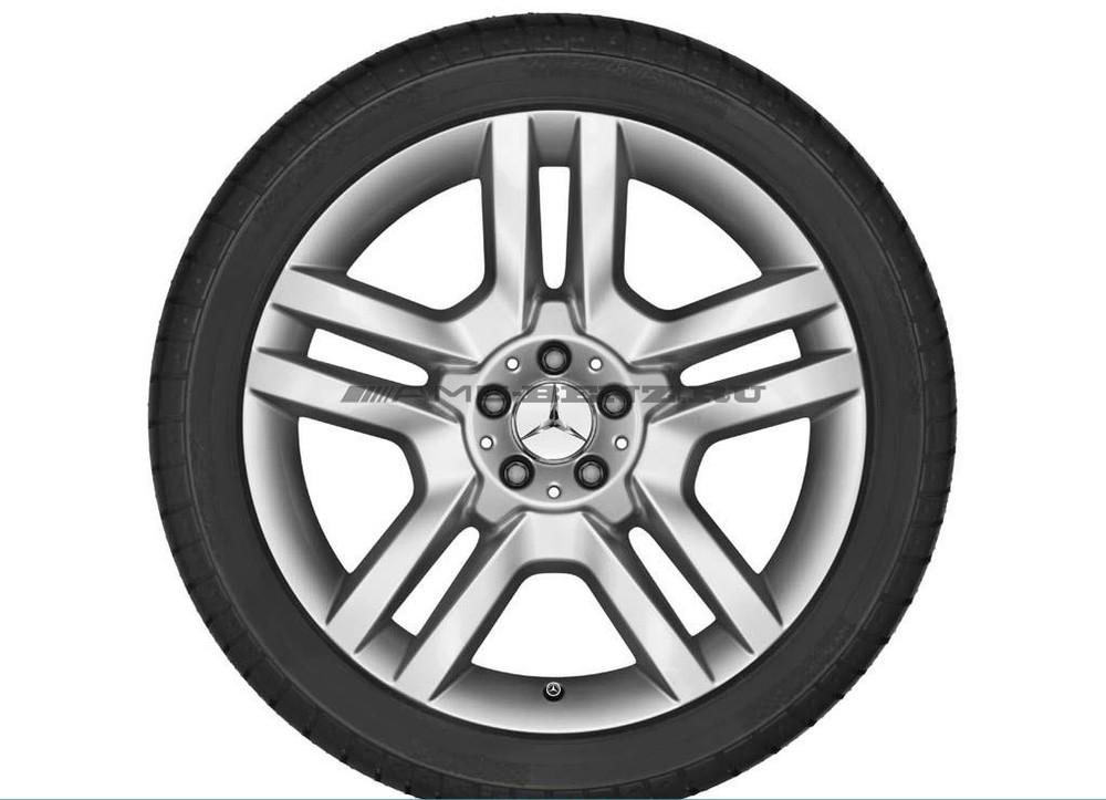 Литые диски Merceds-benz GLE W166 R20