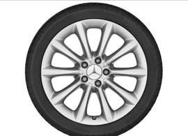 Литые диски Merceds-benz GLE W166 R18-2
