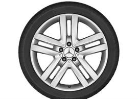 Литые диски Merceds-benz GLE W166 R19-5