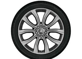 Литые диски Merceds-benz GLE W166 R19-6