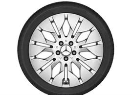 Литые диски Merceds-benz GLE W166 R18-4
