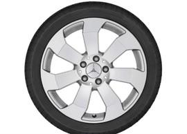 Литые диски Merceds-benz GLE W166 R18-5