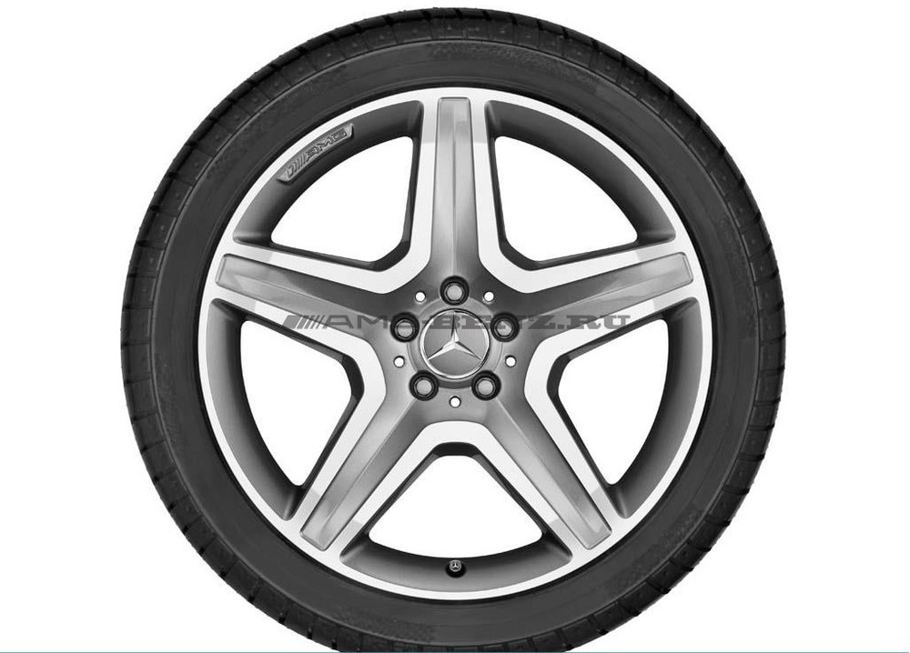 Колеса AMG GLE W166 R20
