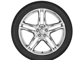 Литые диски AMG GLE W166 R21-3
