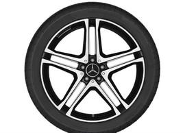 Зимние колеса AMG GLE W166 R21