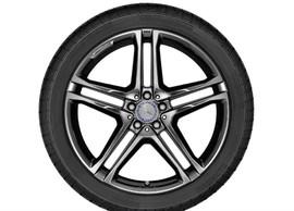 Литые диски AMG GLE W166 R21