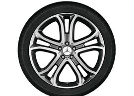 Литые диски AMG GLE W166 R21-5
