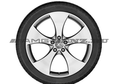 Литые диски Merceds-benz GLE W166 R19