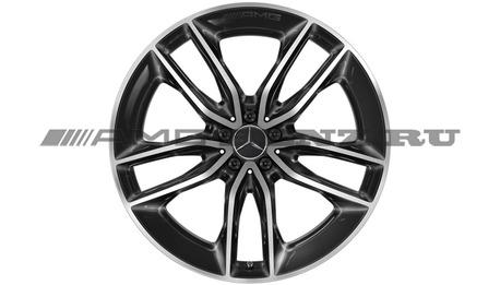 Диски W167 GLE Coupe AMG R22