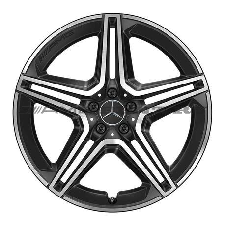 Диски GLS X166 AMG R21 Mercedes GL