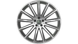 Колеса GLS R22 X167 Зимние