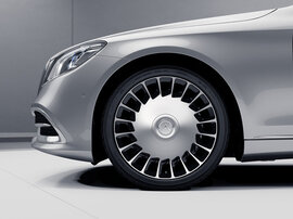 Диски S223 R20 Mercedes Maybach V223