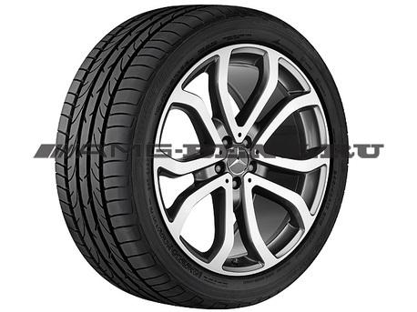 Колеса GLE C292 Mercedes W292 R21