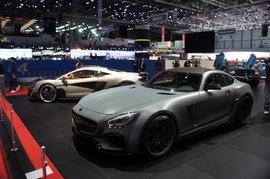 Обвес AMG GT FAB Design