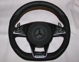 Руль Mercedes GLA 45 AMG