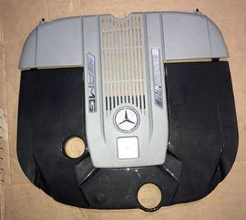 Крышка мотора SL65 AMG Carbon