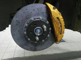 Карбон-керамика W213 E63 AMG