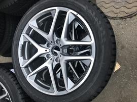 Зимние колеса новый Гелендваген W463A R21