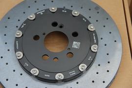 Тормозные диски W222 Керамика