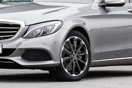 Диски W205 R19 Mercedes C205