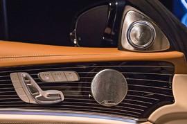 Динамики W213 Burmester