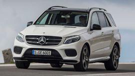 Найт пакет GLE AMG Mercedes