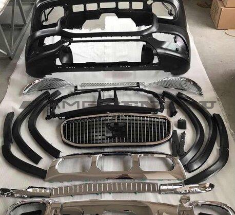 Обвес Maybach GLS X167 Mercedes