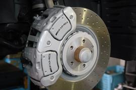 Тормозные диски W221 S63 AMG