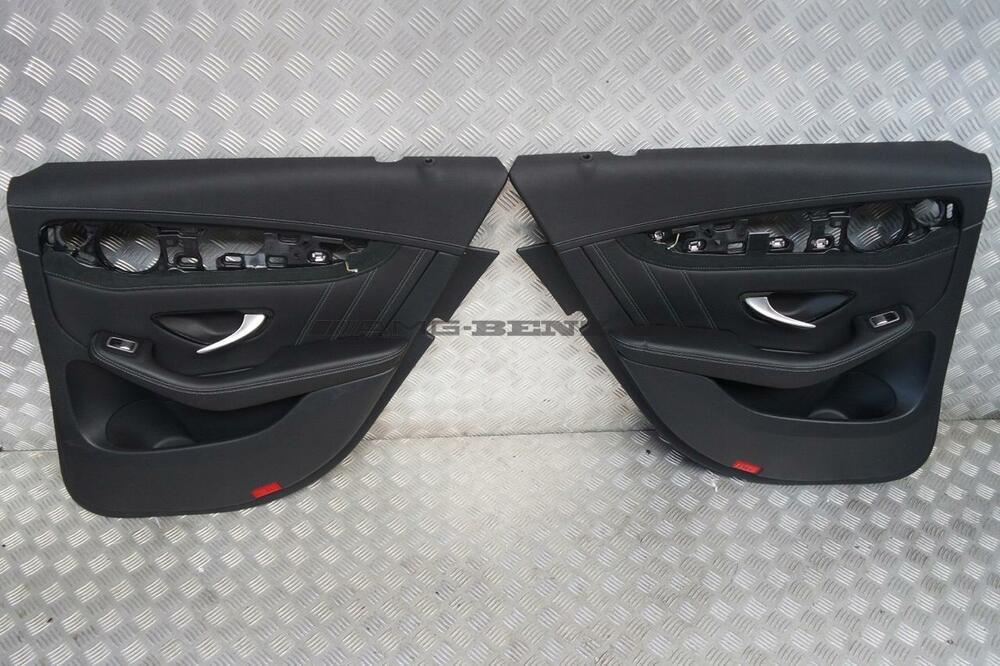Сиденья GLC Mercedes X253 C253