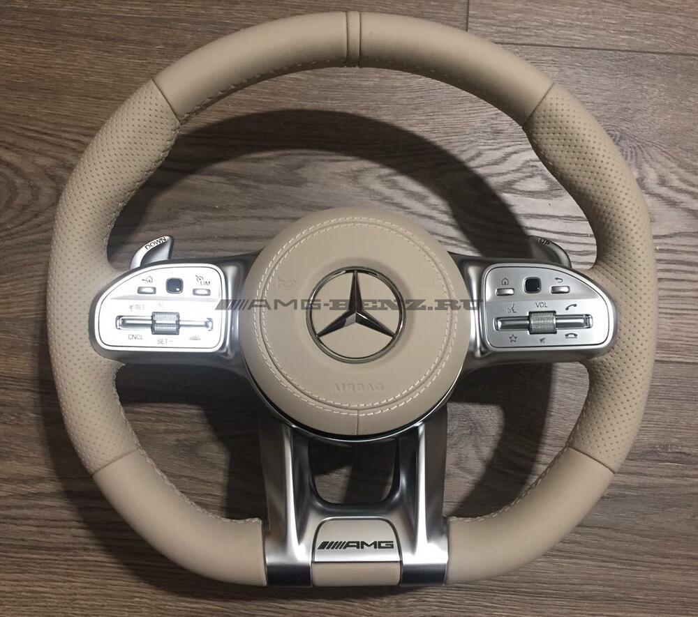 Руль AMG Рестайлинг Mercedes