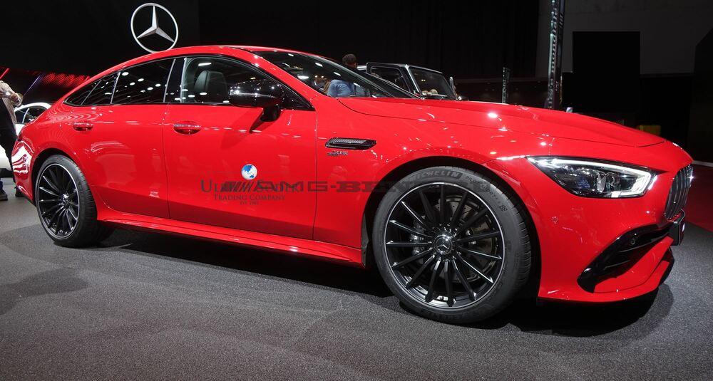 Диски X290 AMG GT Mercedes