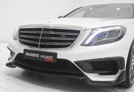Фары S222 Mercedes